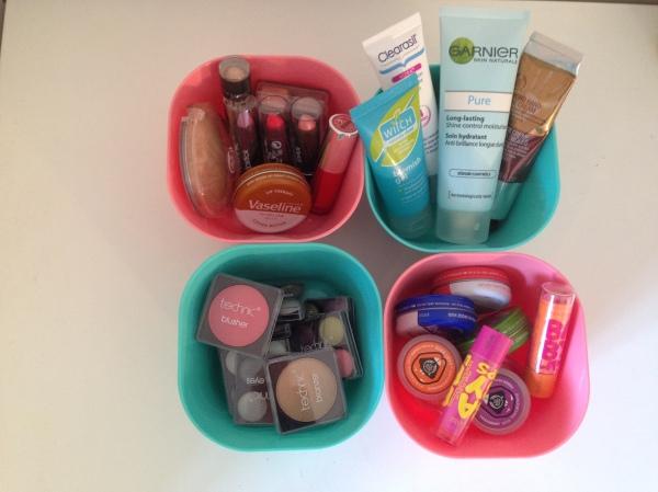 DIY Makeup Storage 2